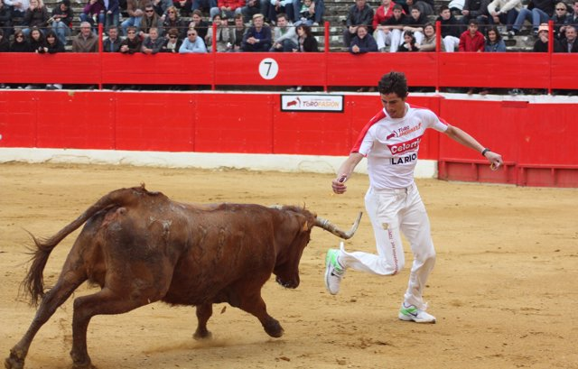 El Recortaror Riojano Manolo Pérez