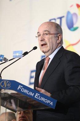 Comisiario Europeo De Asuntos Exteriores, Joaquín Almunia