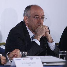 Miguel Ángel Fernández Ordóñez, del Banco de España