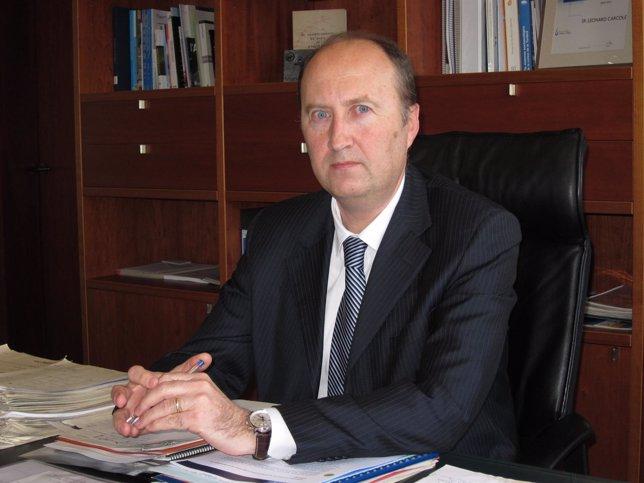 Director De La Agencia Catalana Del Agua (ACA), Leonard Carcolé