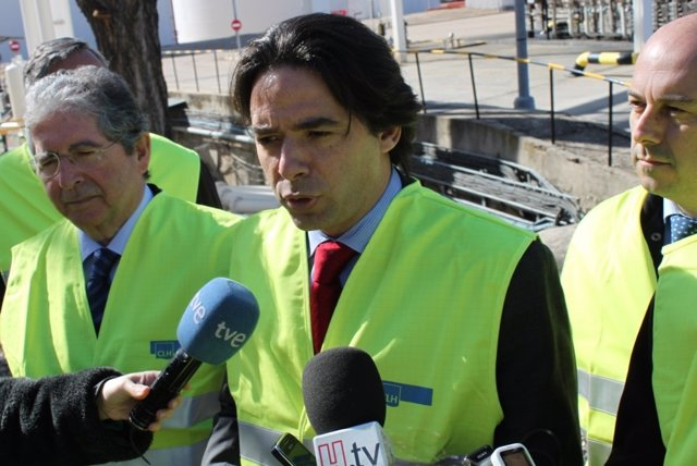 Percival Manglano, Consejero De Economía De Madrid