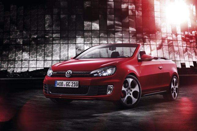 Volkswagen Golf Descapotable