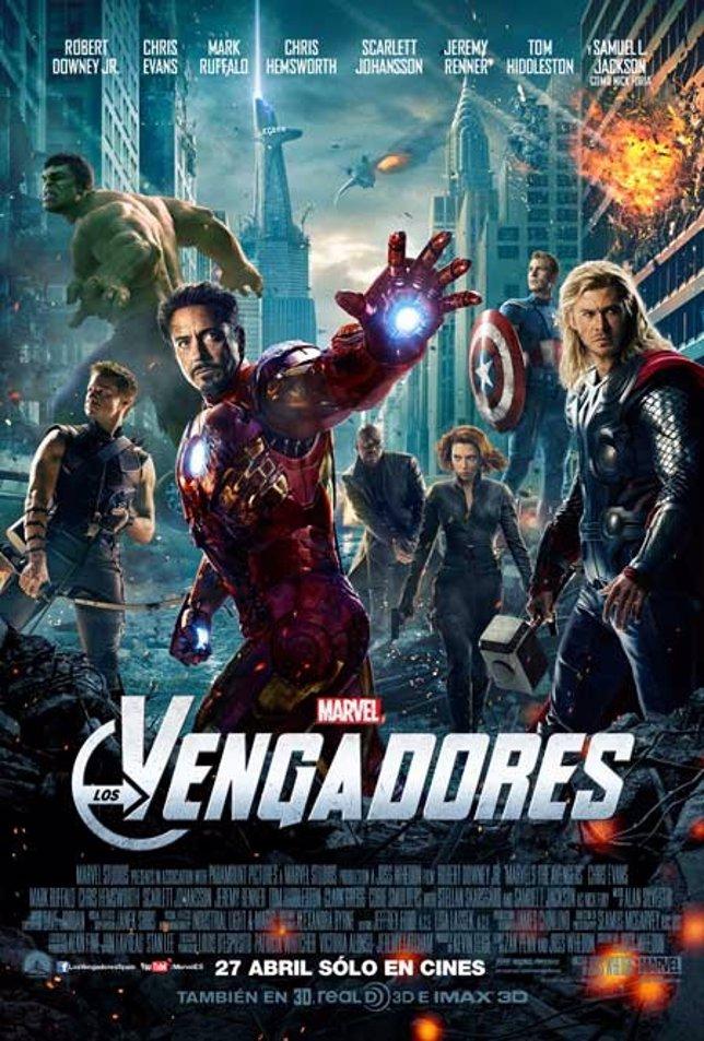 Cartel De Los Vengadores