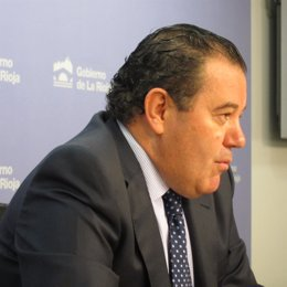 El Gerente De La ADER Javier Ureña