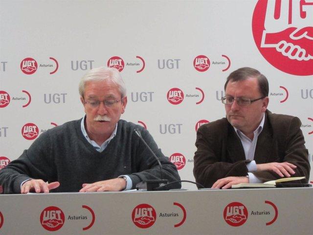 Justo Rodríguez Y Jesús Iglesias