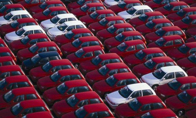 Flota De Vehículos De ALD Automotive
