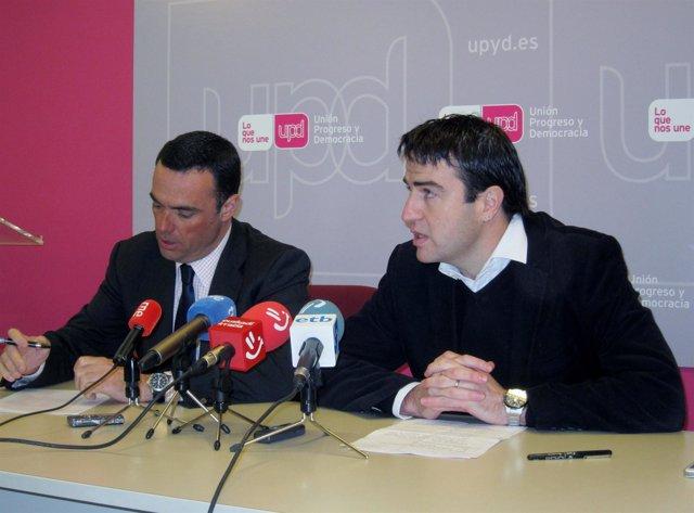 Ruben Múgica Y Gorka Maneiro
