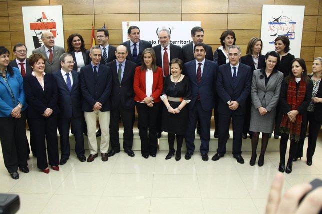 Consejo Interterritorial De Salud- Mato-Sanidad