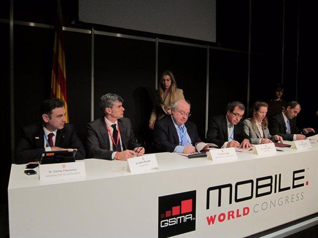 C.Flamerich, A.Buxadé, E.Colet, L.Castells, M.Sala Y J.M.Torrenteras