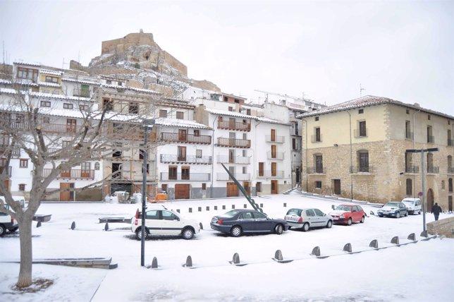 Morella Con Nieve
