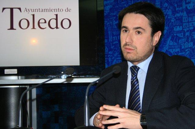 Gabriel González, Concejal Ayuntamiento De Toledo