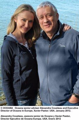 Alexandra Cousteau Se Alía Con Oceana Como Asesora Senior