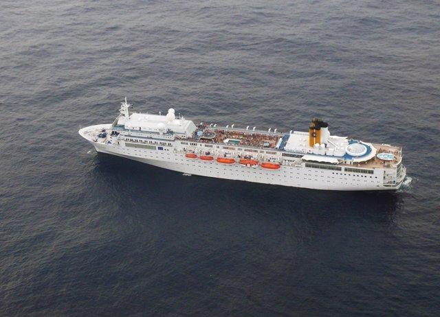 Imagen Del Allegra (Costa Cruceros)