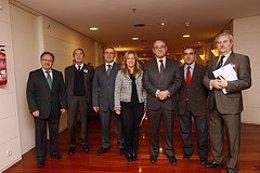 Reunión De Dirigentes Del PSOE Con La OMC