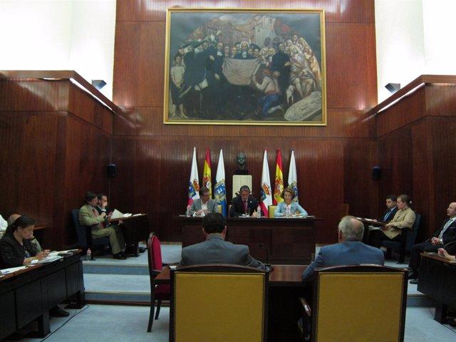 Pleno Del Ayuntamiento De Santander