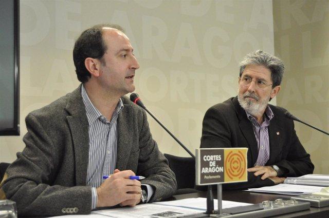 Luis Ángel Romero Y Adolfo Barrena
