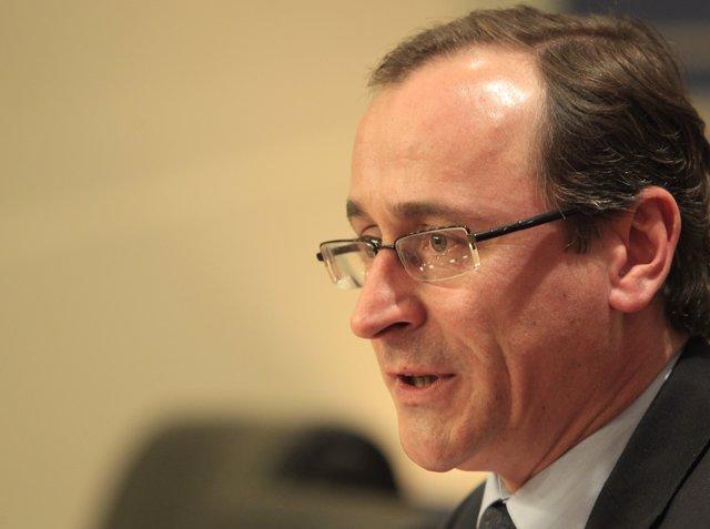 Portavoz Del PP En El Congreso, Alfonso Alonso