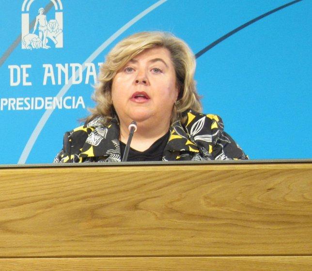 Clara Aguilera, Este Miércoles En Rueda De Prensa