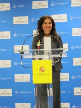 María Jesús Montero, Hoy En Madrid