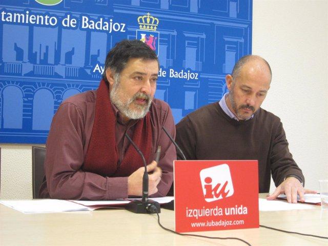 Manuel Sosa Y Felipe Cabezas