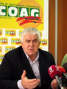 El Secretario General De COAG, Miguel López