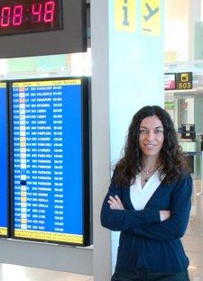 Sonia Corrochano, Directora Del Aeropuerto De Barcelona