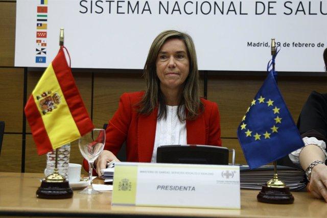 Consejo Interterritorial De Sanidad- Ana Mato- Ministra