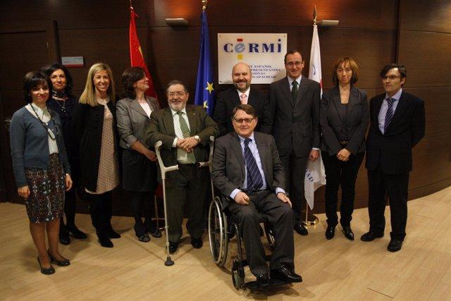29/02/2012Madridel Portavoz Del Grupo Popular En El Congreso, Alfonso Alonso Reu