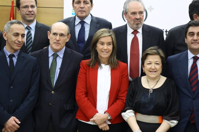 Ana Mato Preside El Consejo Interritorial Del SNS