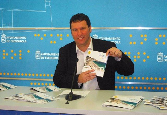 El Concejal De Turismo De Fuengirola, Ignacio Souvirón.