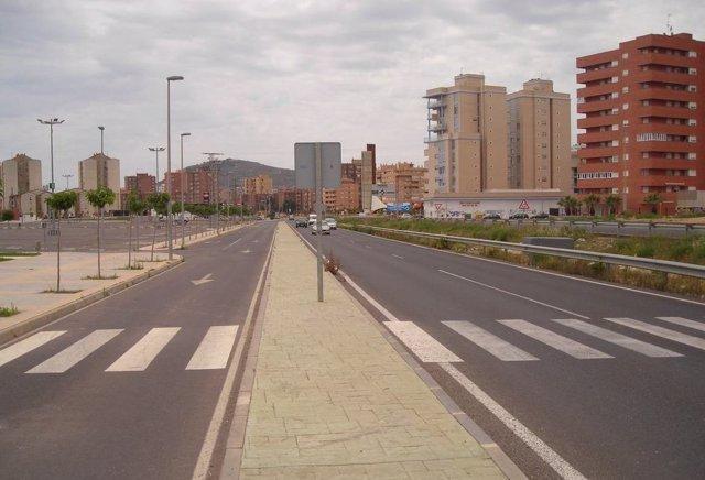 La Ronda Norte Se Llamará Avenida Víctor Beltrí