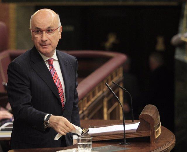 Duran I Lleida, En El Congreso De Los Diputados