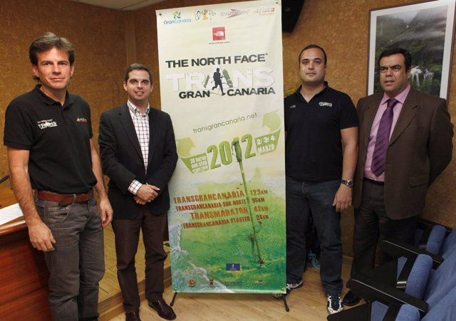 Presentación De The North Face Transgrancanaria 2012