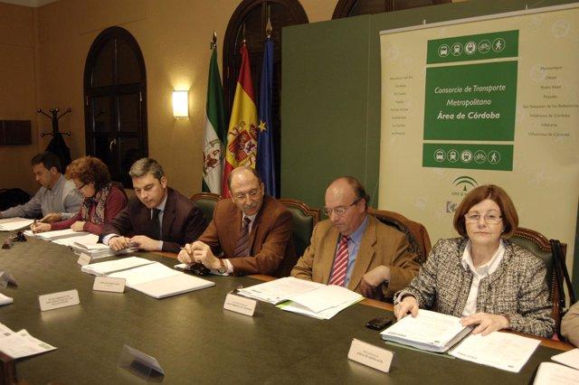 Consejo De Administración Del Consorcio Metropolitano De Transportes
