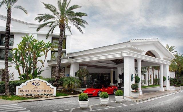 Hotel Los Monteros De Marbella
