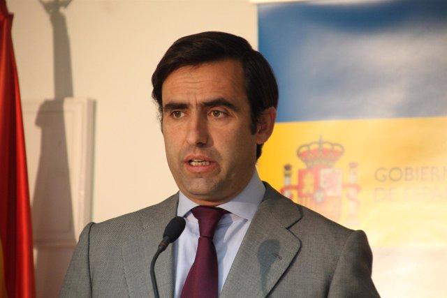 José María Ruiz-Mateos Rivero, consejero delegado de Nueva Rumasa