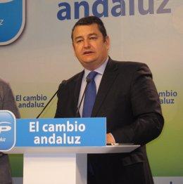 Antonio Sanz, Este Jueves En Rueda De Prensa