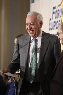 Ministro De Exteriores, José Manuel García Margallo