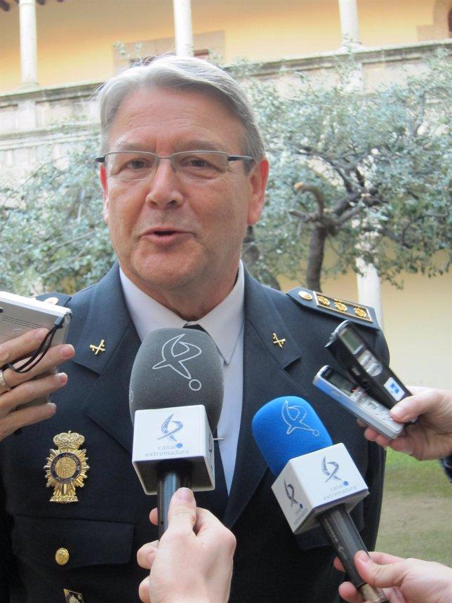 Jefe Superior De Policía De Extremadura
