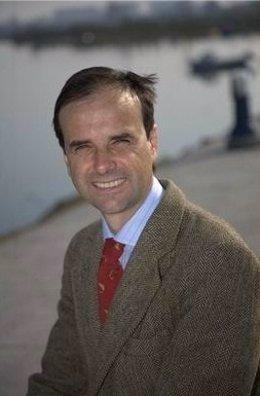 El Portavoz Del PP De Colindres, José María Alonso Ruiz