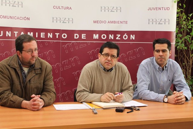 Julián Alamá, Ángel Escuder Y Eduardo Lanzón