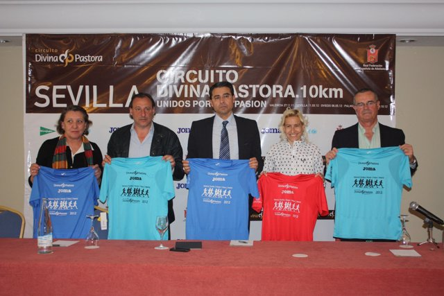 La Carrera Divina Pastora Sevilla Se Celebra El Próximo 11 De Marzo
