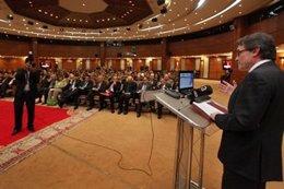 El Presidente De La Generalitat, Artur Mas, En Marruecos