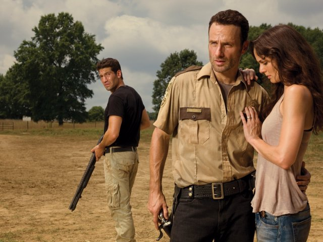 The Walking Dead, La Serie