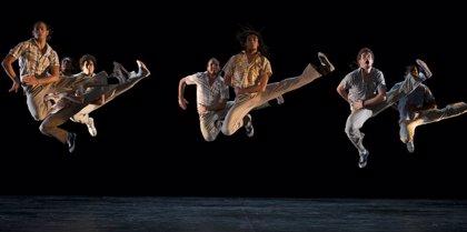 La compañía Danza Contemporánea de Cuba baila en Barcelona la alegoría 'Demo-n/crazy'