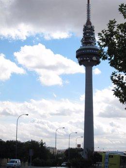 Imagen De Las Instalaciones De RTVE En Torrespaña