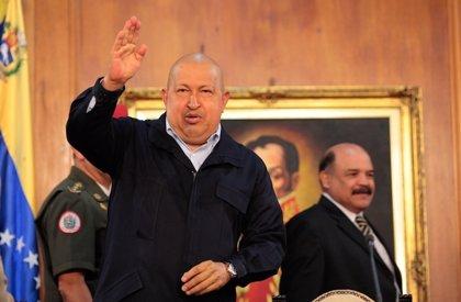"""Chávez asegura que se recupera """"aceleradamente"""" de la operación"""