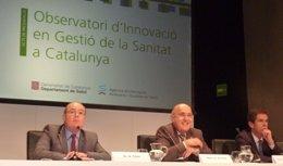 Conseller De Salud, Boi Ruiz Presenta Observatorio Gestión Sanitaria