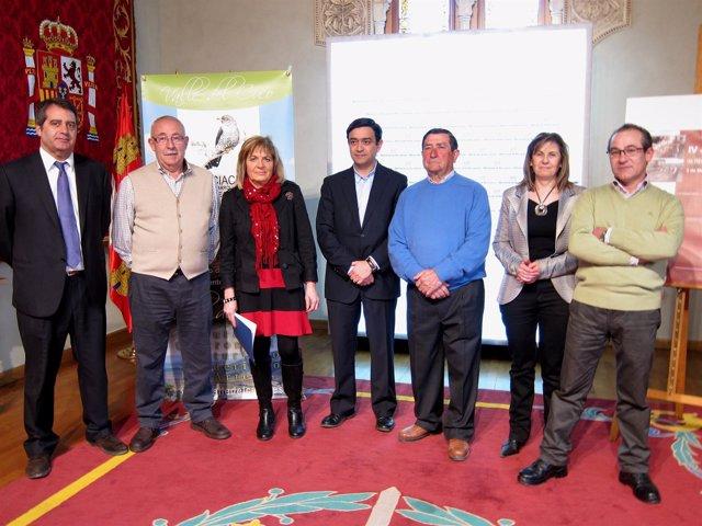 Organizadores De La Jornada Matancera En El Valle Del Cuco.