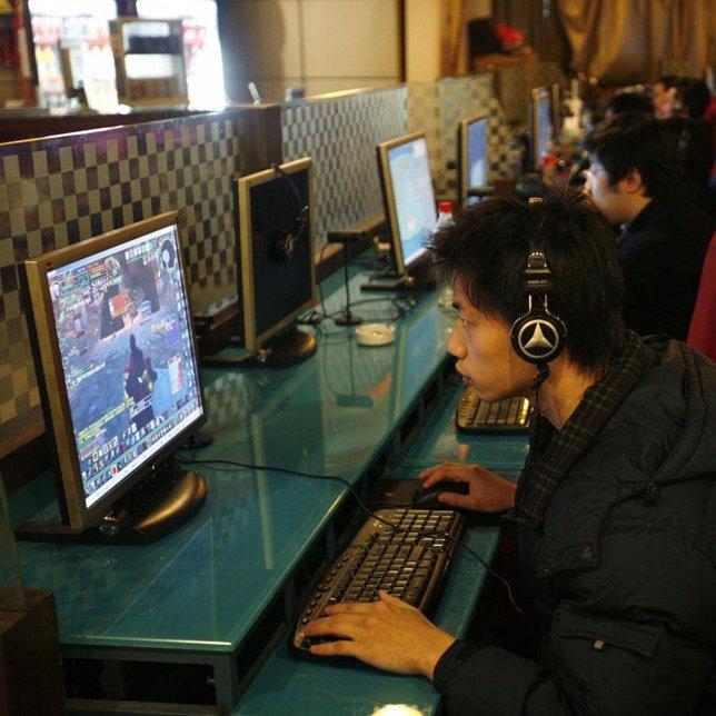 internautas chinos